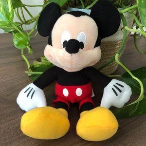Disney Mickey Mouse Cuddy Plush Toy